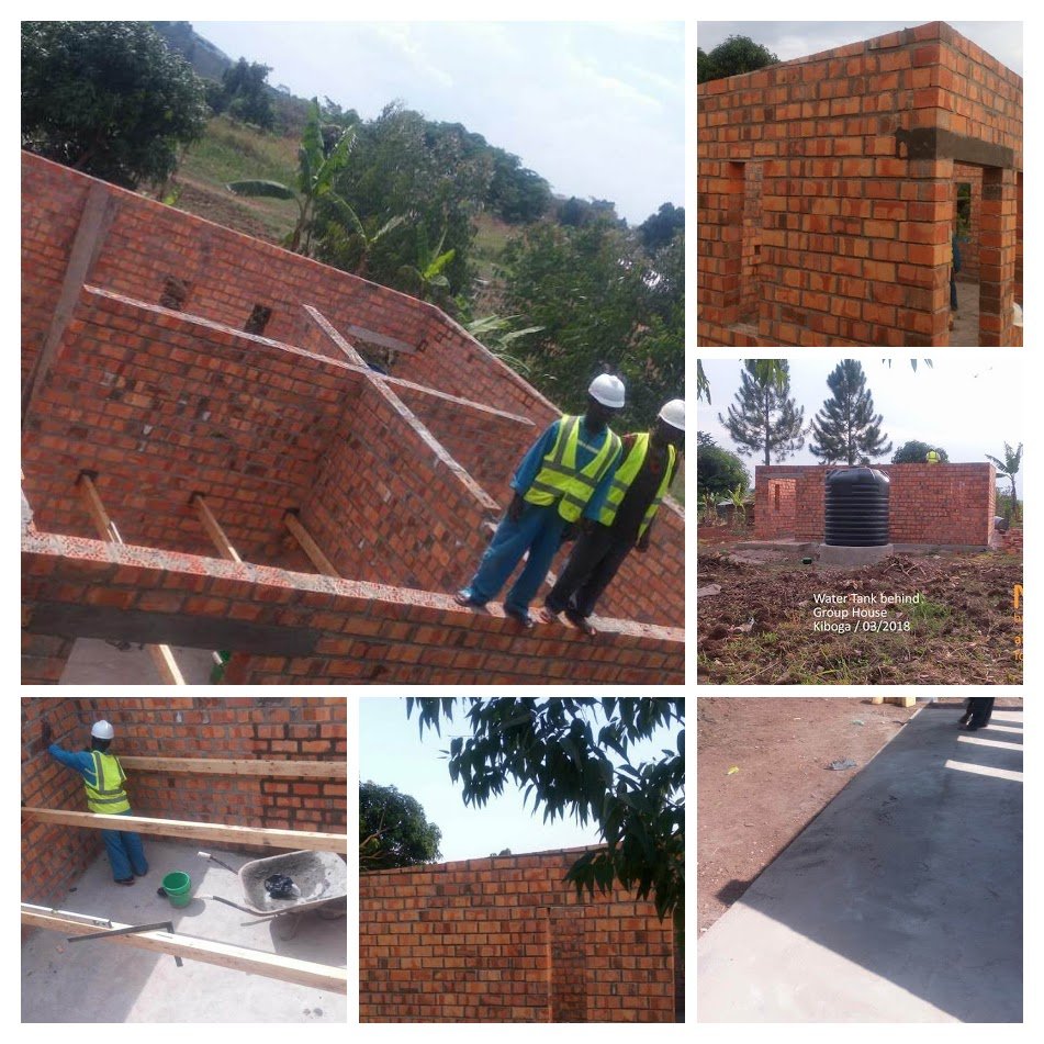 Progress of the New Orphanage