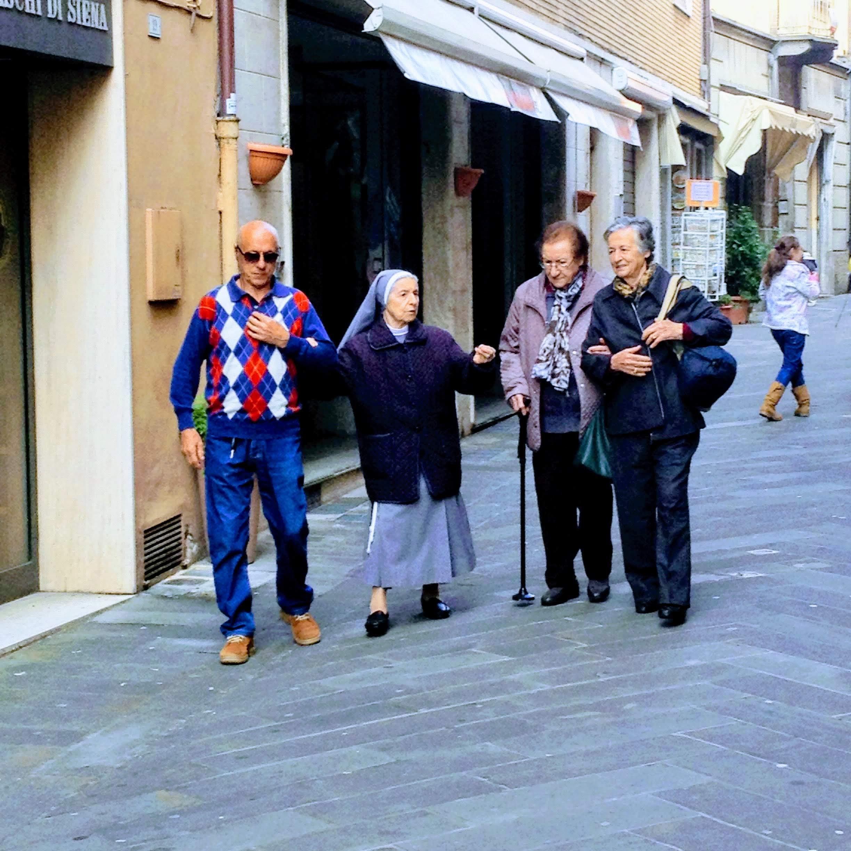 Thank you Ezio and Pia (Italy)