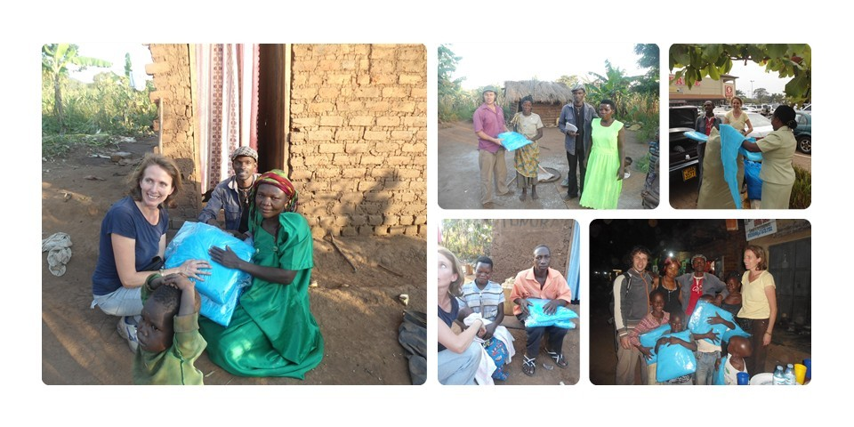 Mosquito Nets for the Community