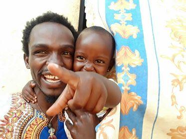 Thank you James (Uganda)