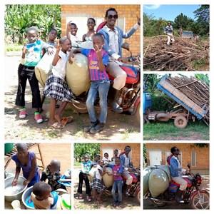 Community Christmas children