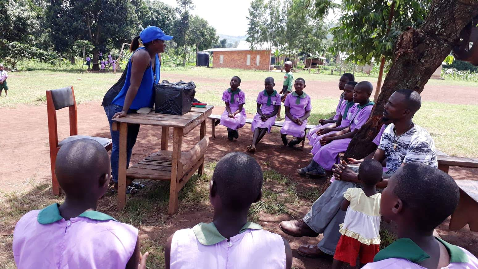 Teaching About Adolescence, Personal Hygiene and Sex Education