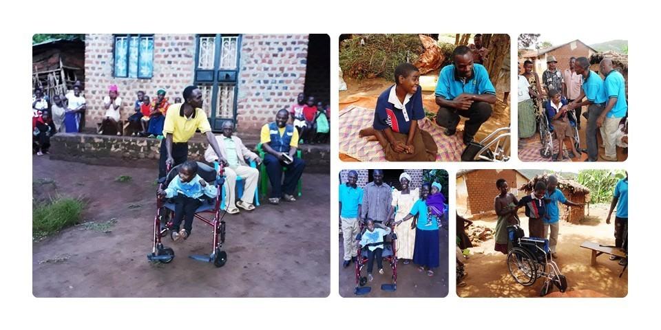 Wheelchair Donations